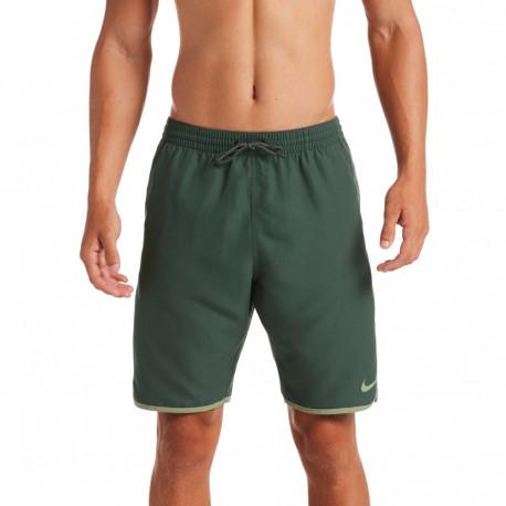 "Short Playa Nike Diverge 9"" volley short Verde Hombre"