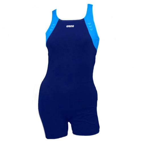 Traje de baño Natación Arena Spirit HL Azul Mujer