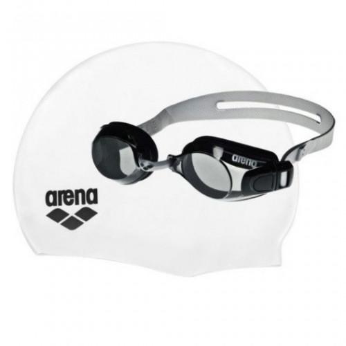 Set goggle gorra