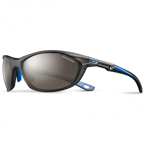 Lentes Trail Running Julbo Race 2.0 Matt Translucent Azul