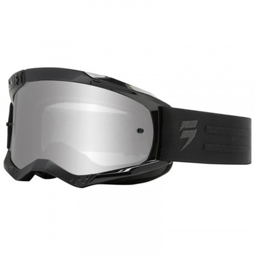 Goggles MotorSports Shift Whit3 Label Negro