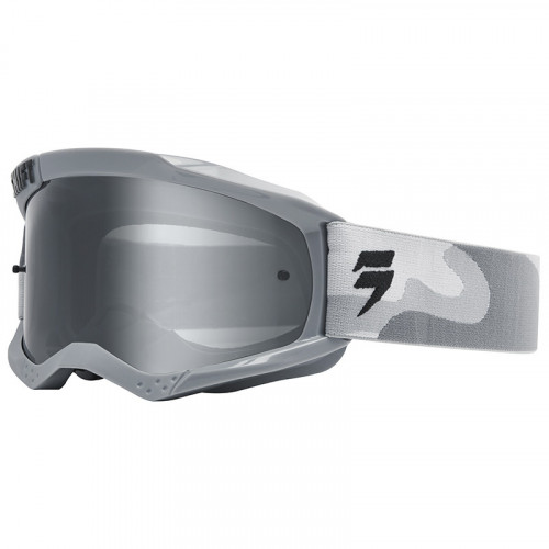 Goggles MotorSports Shift Whit3 Label Gris