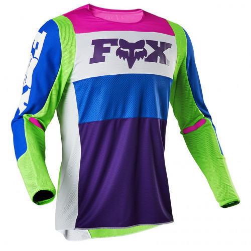 Jersey MotorSports Fox 360 Linc Multicolor Hombre