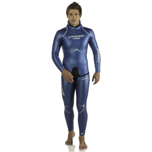 Traje Free 3.5 mm neopreno wetsuit