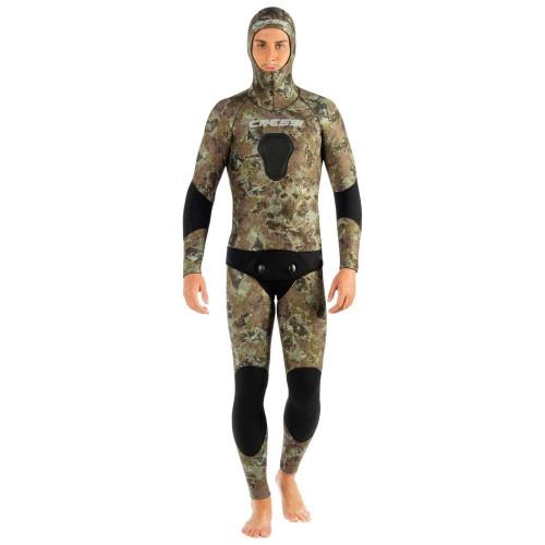 Traje Tecnica 3.5 mm neopreno wetsuit