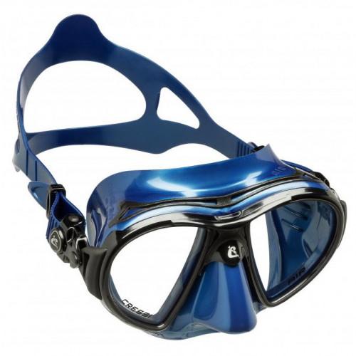 Visor Cressi Buceo Air Black Azul