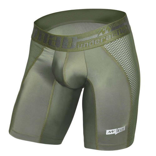 Boxer MAO Fitness FIT Verde Hombre