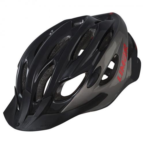 Casco Ciclismo Limar Scrambler Negro