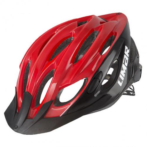 Casco Ciclismo Limar Scrambler Rojo