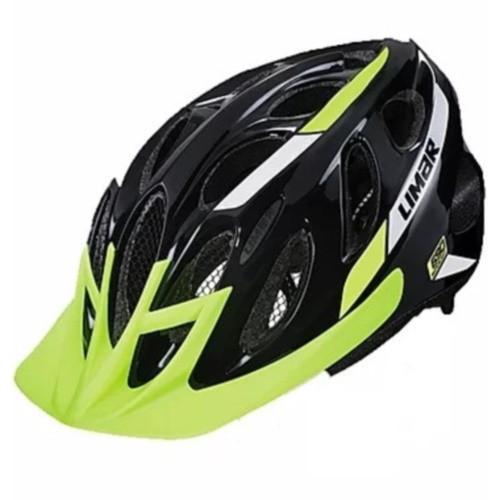 Casco Ciclismo Limar 690 superlight reflective Negro