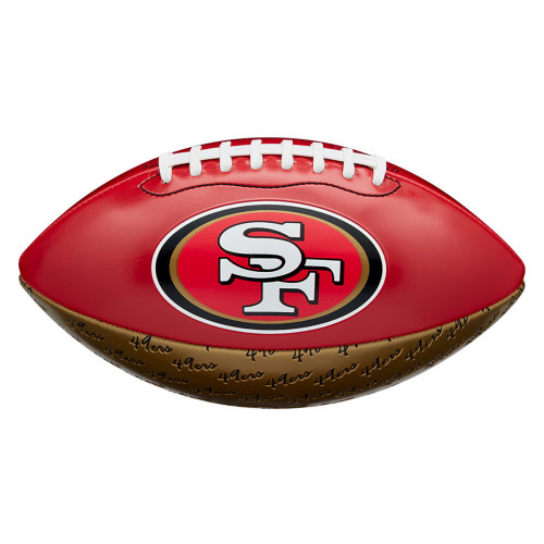 NFL Embossed San Francisco