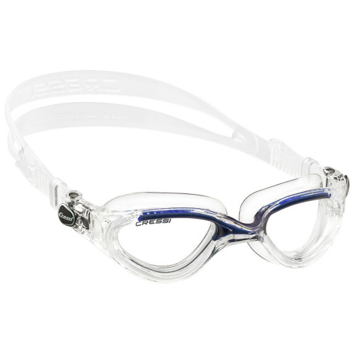 Goggles Aguas abiertas Cressi Flash Transparente Hombre