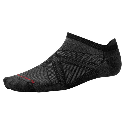 Calcetines Running Smartwool PHD Run Ultra Light Micro Negro