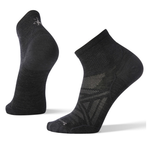 Calcetines Outdoor Smartwool PhD Outdoor Ultra Light Mini Negro