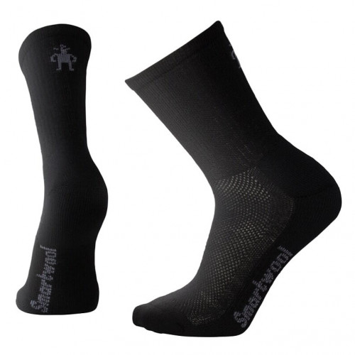 Calcetines Outdoor Smartwool Hike Ultra Light Crew Negro