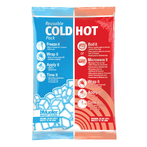 Reusable cold-hot pack
