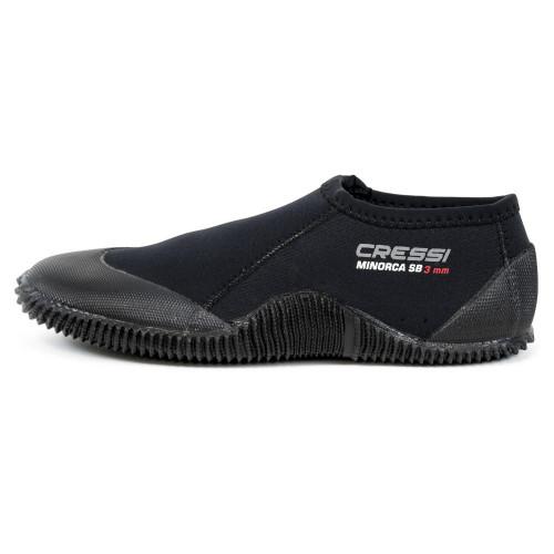 Zapatos Aguas abiertas Cressi Minorca 3mm Negro