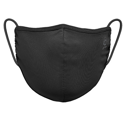 Cubrebocas Outdoor Sunday Afternoons Face Mask UPF 50+ Negro