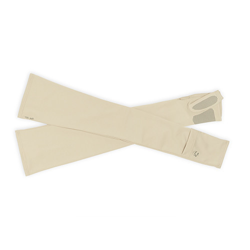 Mangas Outdoor Sunday Afternoons Shield w/ Hand Cover UPF 50+ Beige