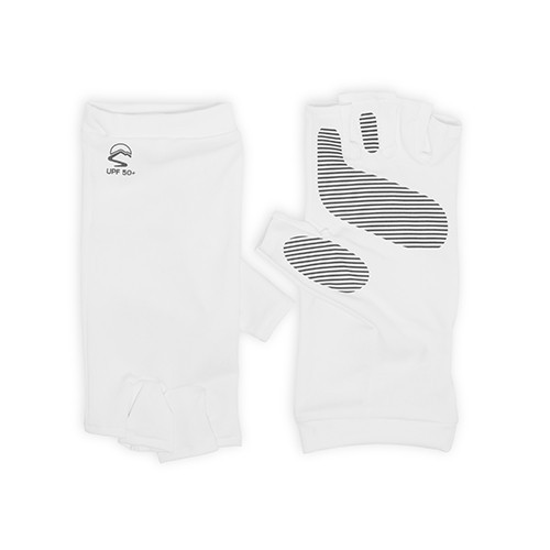 Guantes Outdoor Sunday Afternoons Shield UPF 50+ Blanco