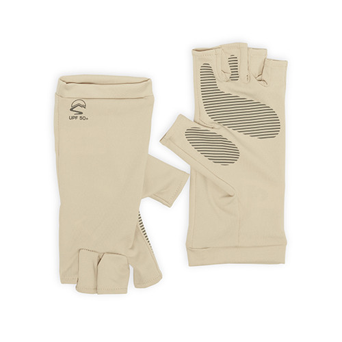 Guantes Outdoor Sunday Afternoons Shield UPF 50+ Beige
