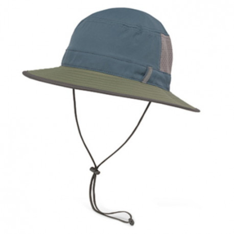 Sombrero Outdoor Sunday Afternoons Brushline Bucket UPF 50+ Gris