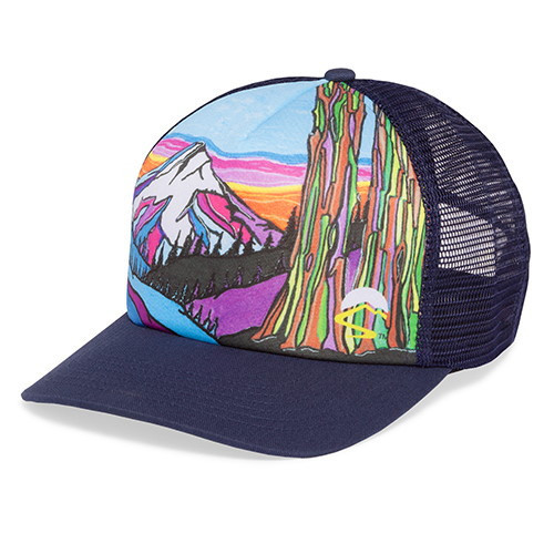 Gorra Sunday Afternoons Outdoor Artist Series Trucker UPF 50+ Multicolor