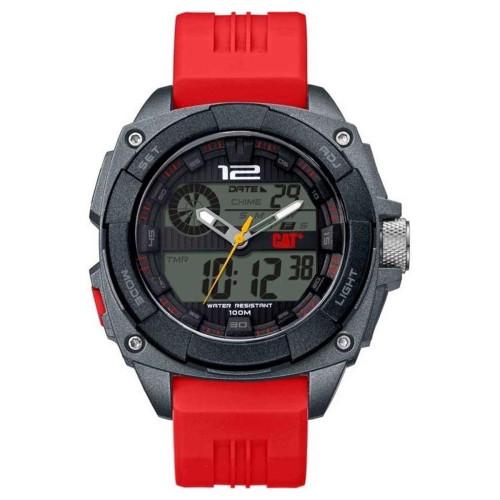 Reloj Fitness Caterpillar Reloj Fitness Caterpillar CAT Digital MD15528128 Rojo Hombre Rojo Hombre