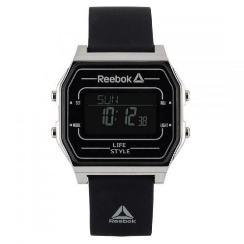 Reloj Fitness Reebok RBK Digital RDVNEG9PSIBBB Negro Hombre