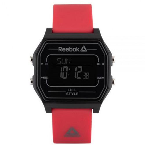 Reloj Fitness Reebok RBK Digital RDVNEG9P4IRBB Rojo Hombre