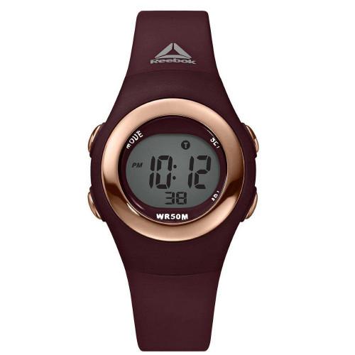 Reloj Fitness Reebok RBK Digital RDVIVL9PJPJSJ Vino Mujer