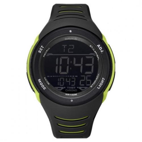 Reloj Fitness Reebok RBK Digital RDVERG9PBPBBY Negro Hombre
