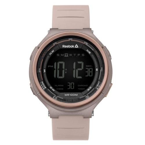 Reloj Fitness Reebok RBK Digital RDKLSG9PEPEB3 Beige Hombre
