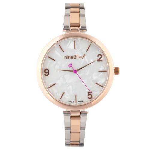 Reloj Lifestyle nine2five Casual Dorado Mujer
