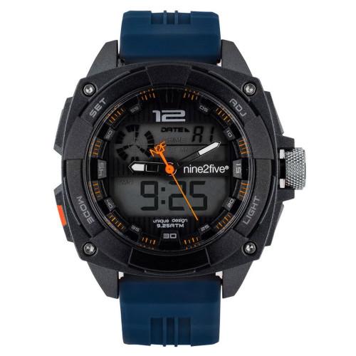 Reloj Fitness nine2five Sport Azul Hombre