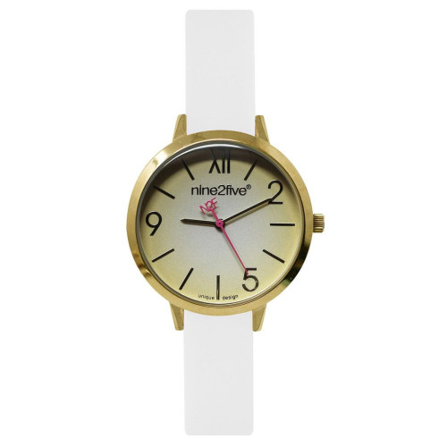 Reloj Lifestyle nine2five Casual Blanco Mujer