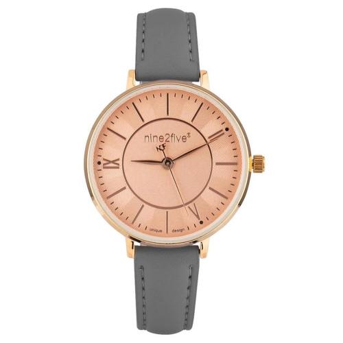 Reloj Lifestyle nine2five Casual Gris Mujer