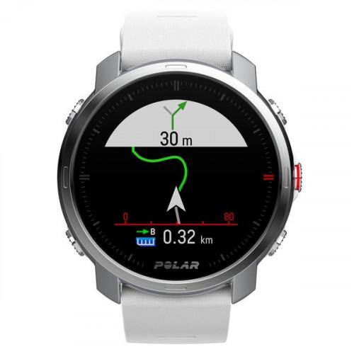 Reloj Triatlón Polar Grit X Blanco Unisex