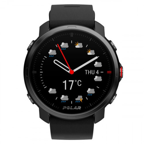 Reloj Triatlón Polar Grit X Negro Unisex