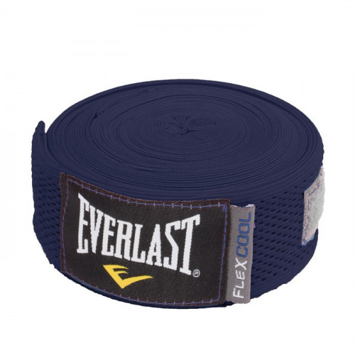 Venda Boxeo Everlast Flexcool Azul