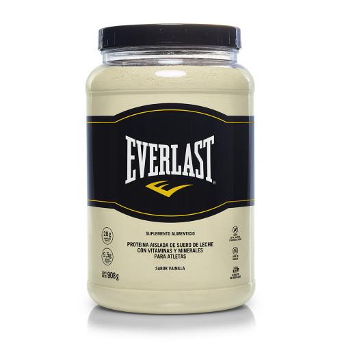 Proteinas Fitness Everlast Proteina en polvo Vainilla Beige Hombre