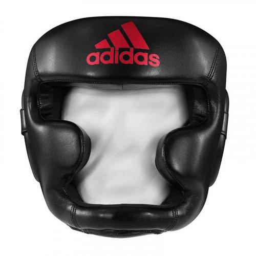 Careta Boxeo Adidas Entrenamiento Negro