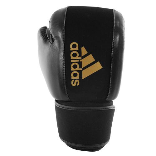 Guantes Boxeo Adidas Hybrid Negro