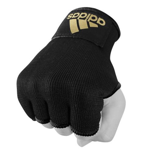 Guantes Boxeo Adidas Internos elastico Negro