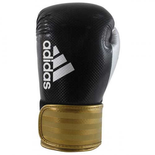 Guantes Boxeo Adidas Hybrid 65 Negro