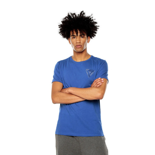 Playera Lifestyle Totto T-Shirt Mode Azul Hombre