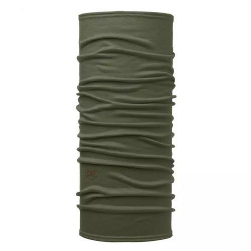 Tubular Outdoor Buff Tubular Outdoor Buff LW Merino wool Solid Verde  Verde