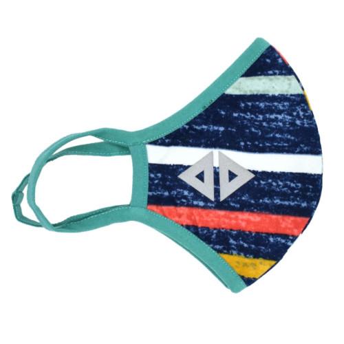 Cubrebocas Lifestyle Acide Sportswear SoftLines Multicolor
