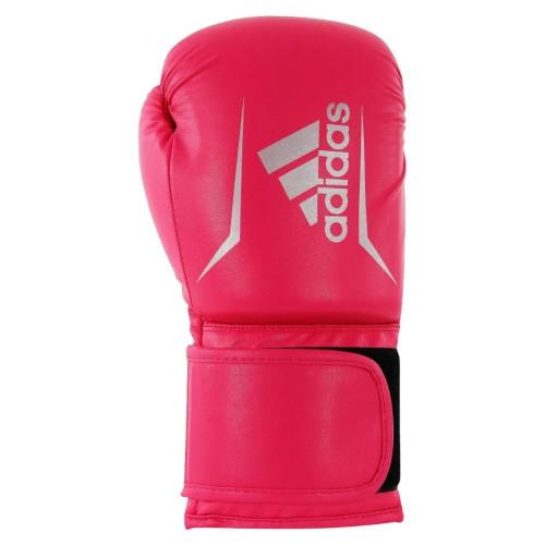 Guantes Boxeo Adidas Speed 50 Rosa Mujer