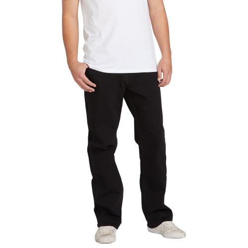 Pantalon Skateboarding Volcom Modown Negro Hombre